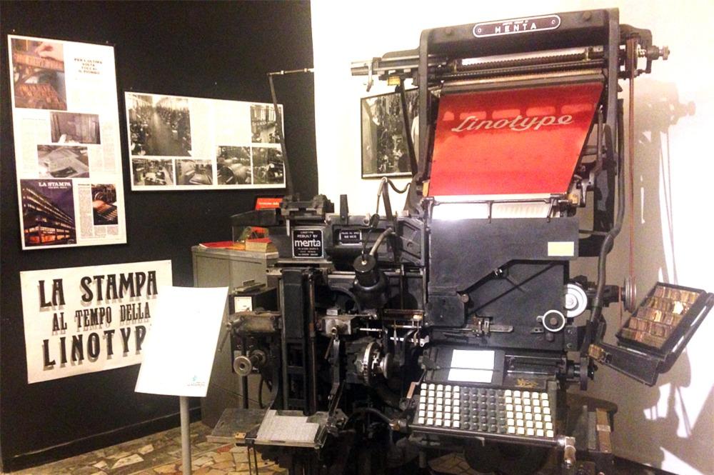 Museo Stampa Cosa vedere fare Mondovì