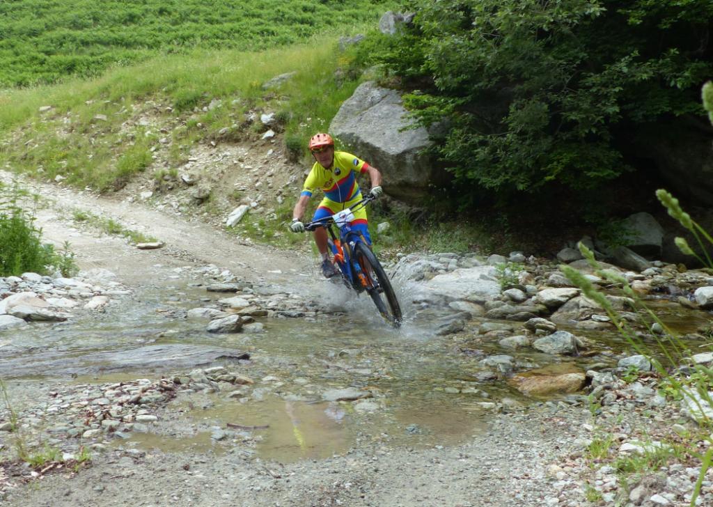 Cicloturismo in Valle Mongia